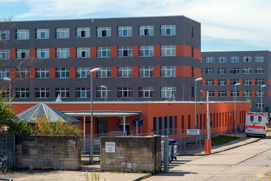 Die Bewohner der Zentralen Anlaufstelle für Asylbewerber Halberstadt hatten im April wegen mehrerer Corona-Infektionen unter Quarantäne gestanden.