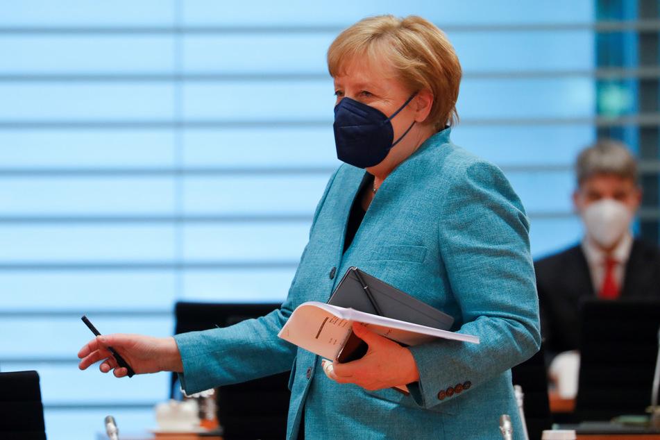 """Merkel warnt vor neuen Pandemien! Corona """"wird nicht die letzte sein!"""""""