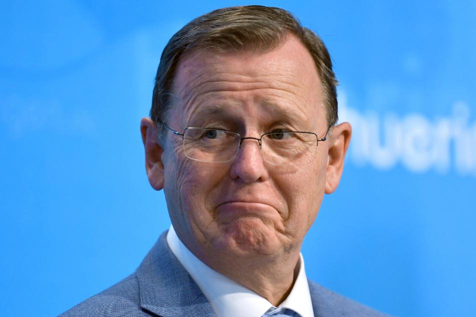 Thüringens Regierungschef Bodo Ramelow (64, Linke).