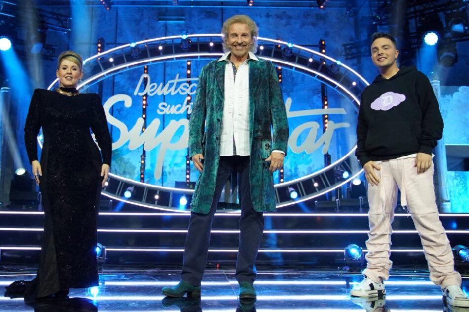 DSDS: Das Ende einer Skandal-Staffel: Quartett kämpft am Abend um die DSDS-Krone 2021