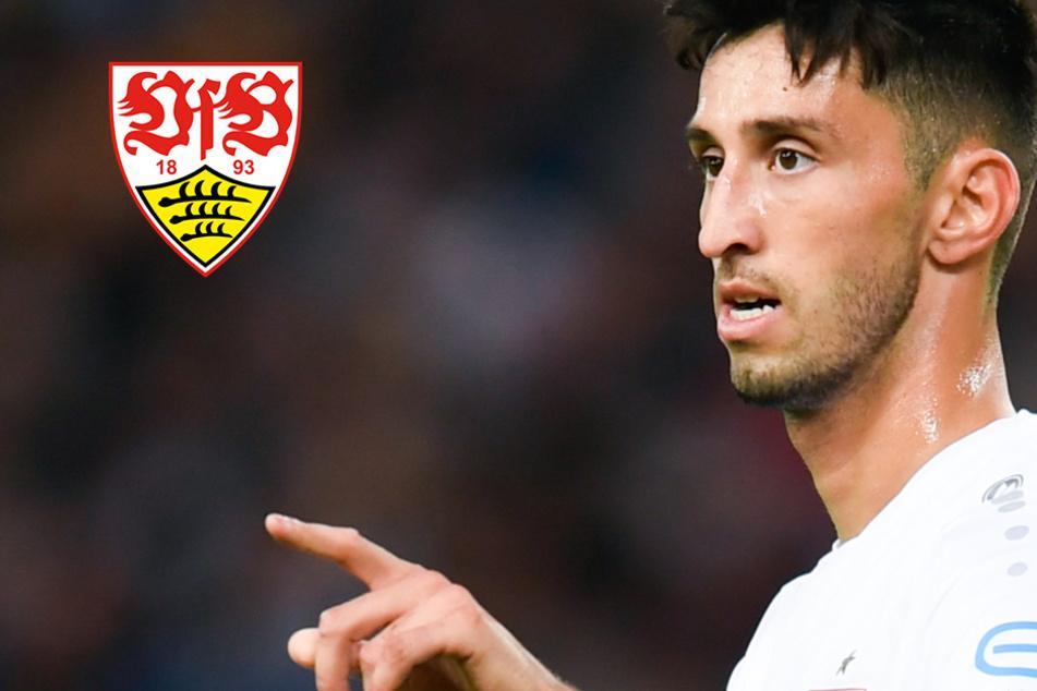 """VfB-Kicker Karazor hat mit Corona-Krise zu kämpfen: """"Würde am liebsten alle umarmen!"""""""