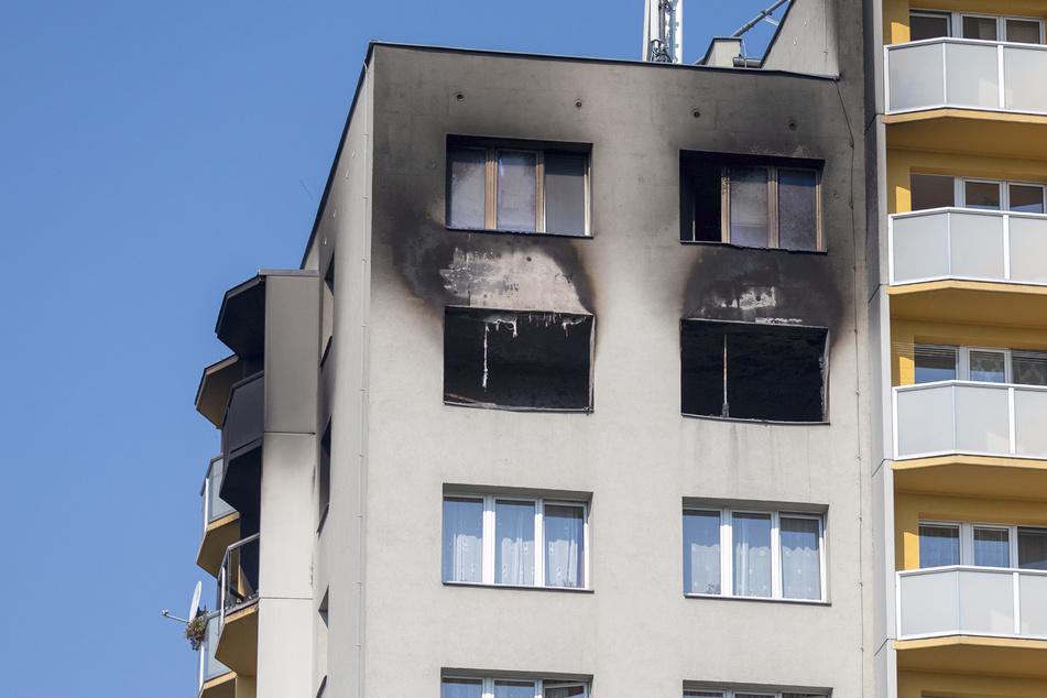 54-jähriger Brandstifter? Mordermittlungen nach verheerendem Hochhausbrand