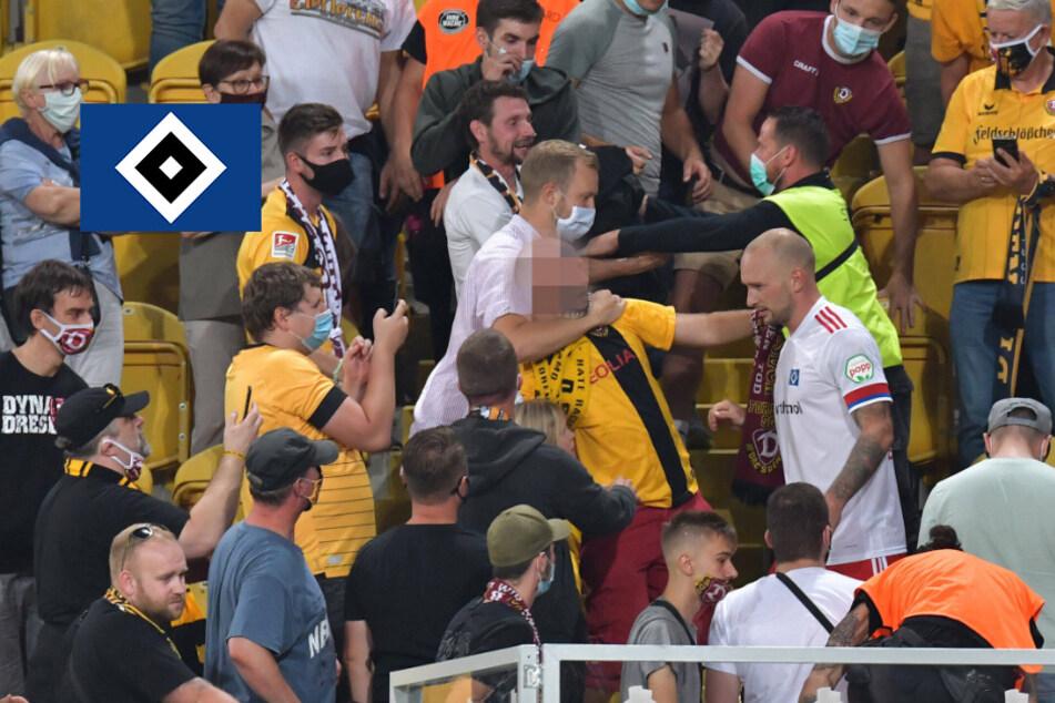 HSV äußert sich nach Leistner-Eklat bei Pokalspiel!