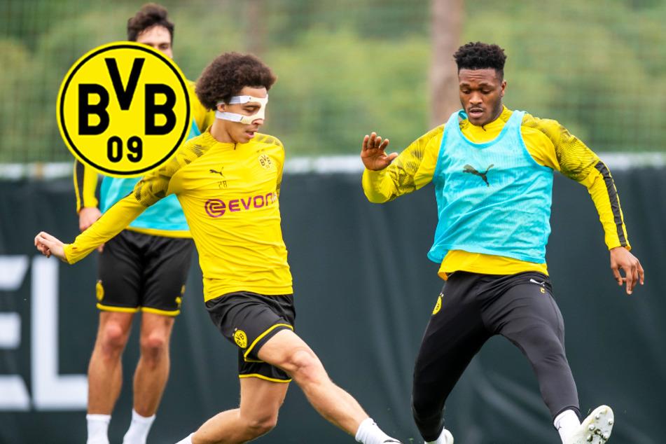 BVB-Star Zagadou fällt für den Rest der Saison aus!