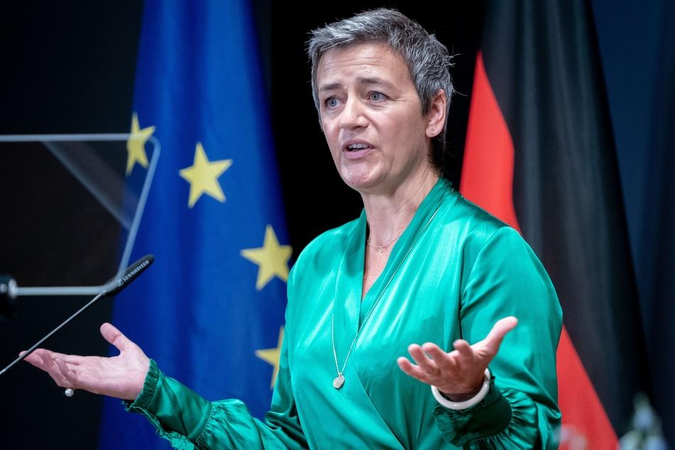 Kommissionsvize Margrethe Vestager (52). (Archivbild)