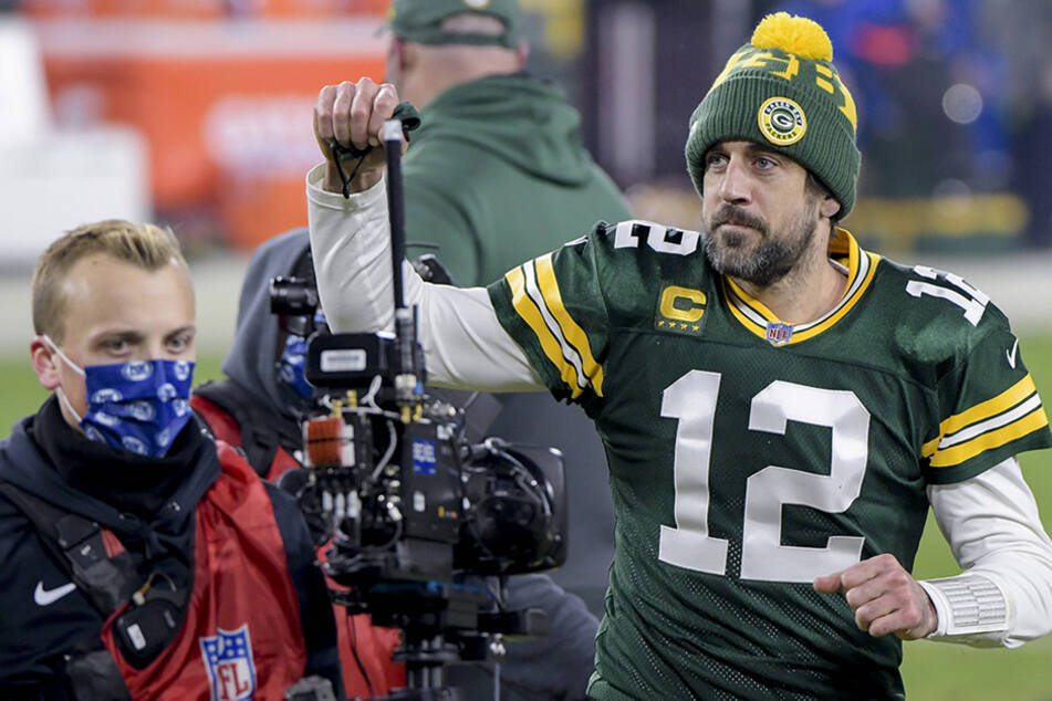 Why did Aaron Rodgers turn down an astronomical extension offer with the Green Bay Packers?