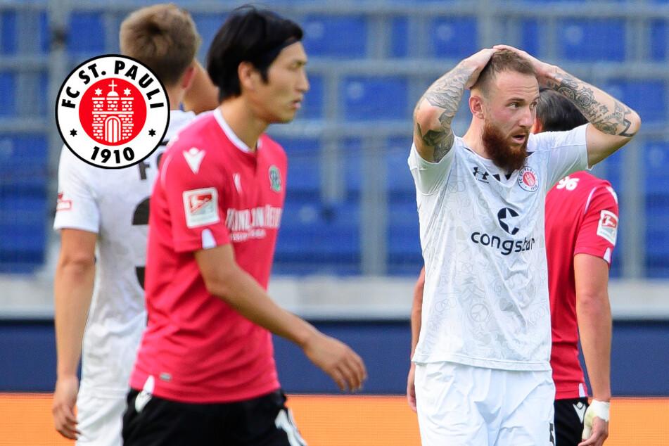 FC St. Pauli defensiv heillos überfordert! Hannover 96 schießt schwache Kiezkicker ab