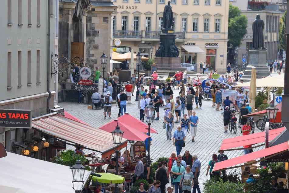 Geht doch! Dresden-Tourismus blüht wieder auf