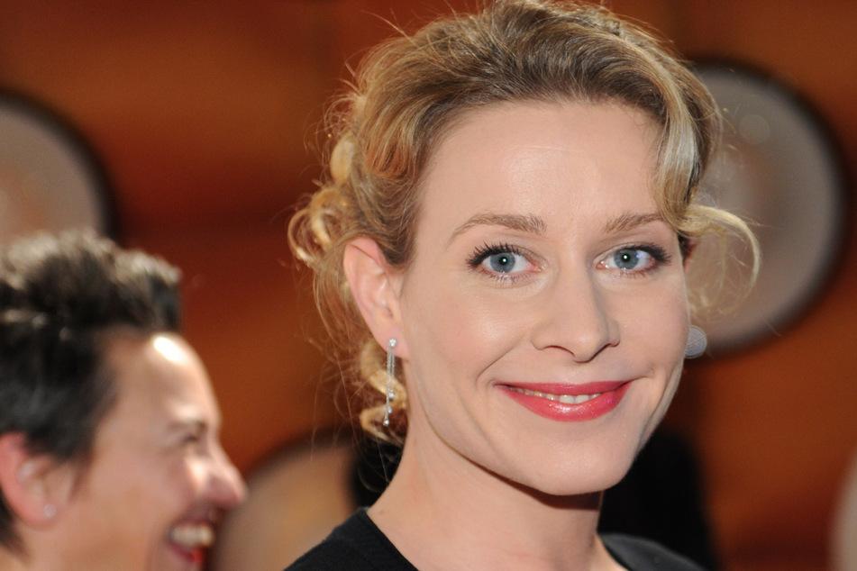 """Schauspielerin Natalie O'Hara (44) plauderte beim """"Bergdoktor""""-Fantreffen aus dem Nähkästchen."""