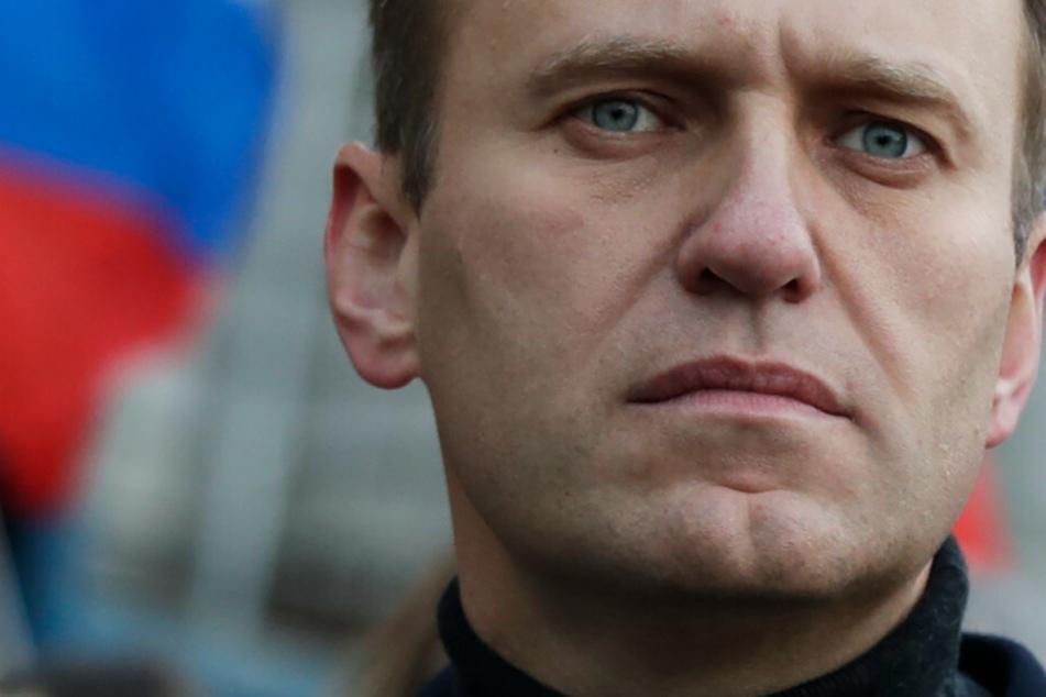 Fall Alexej Nawalny: Rechtshilfeersuchen der russischen Behörden