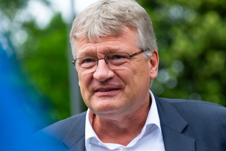 Nimmt den Kabarettisten in Schutz: Jörg Meuthen.