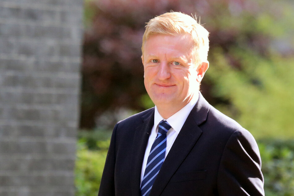 Der britische Sportminister Oliver Dowden.