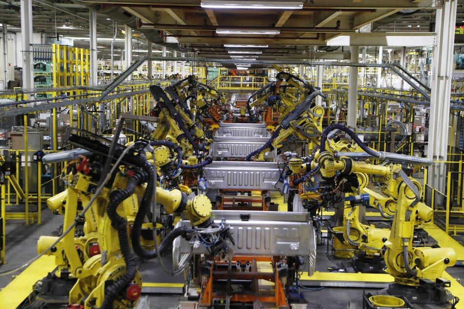Die US-Wirtschaft ist im dritten Quartal stark gewachsen.