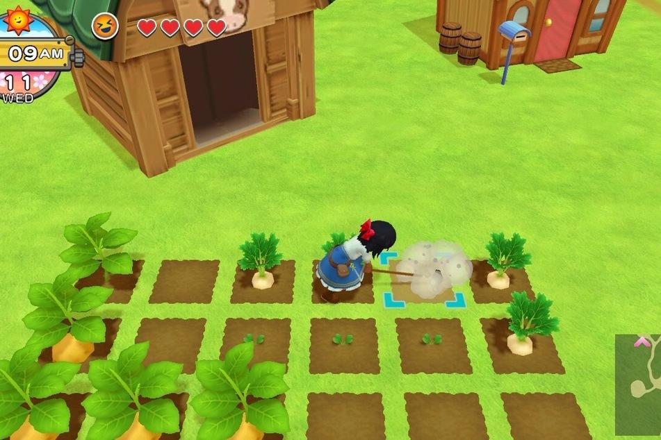 Es darf wieder gepflanzt werden! In Story of Seasons: Pioneers of Olive Town und Harvest Moon: One World darf der Spieler wieder aus dem Nichts ein blühendes Reich erschaffen.