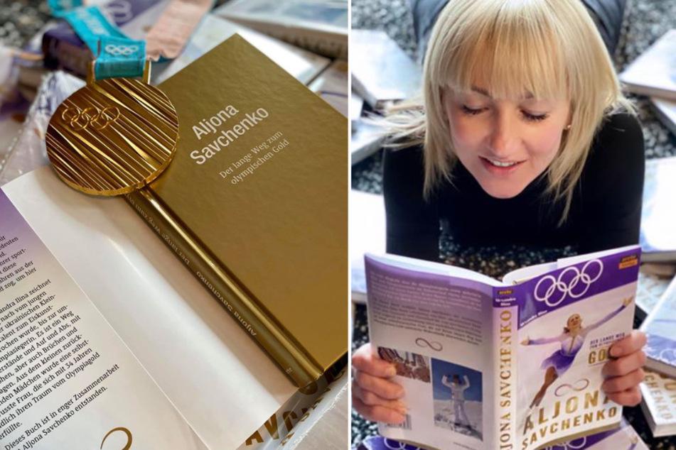 """Aljona Savchenko: """"Ein Traum ist wahr geworden!"""""""