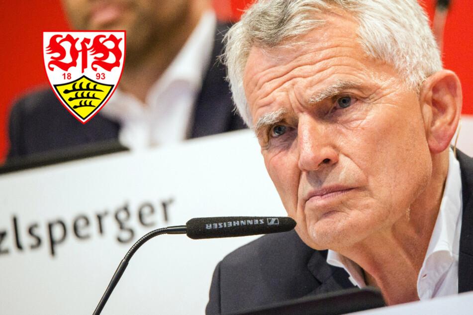 Hitzlsperger-Angriff im VfB-Machtkampf: Jetzt mischt sich Ex-Präsident Dietrich ein