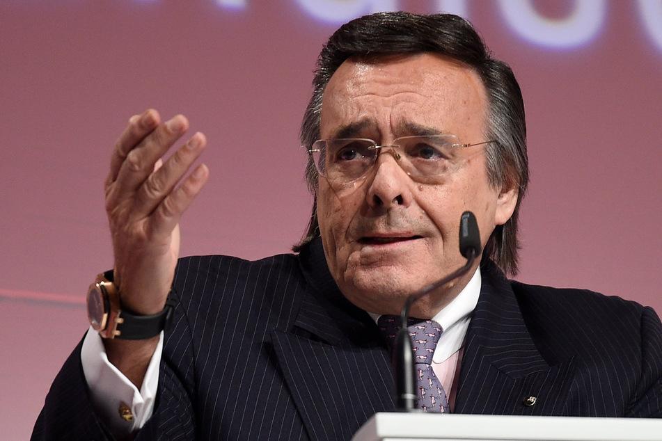 Mario Ohoven ist der Präsident des Bundesverbandes mittelständische Wirtschaft (BVMW).