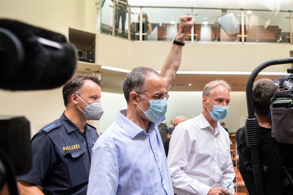 Linke Terrorgruppe unterstützt? Haftstrafen gegen türkisch-kurdische Angeklagte