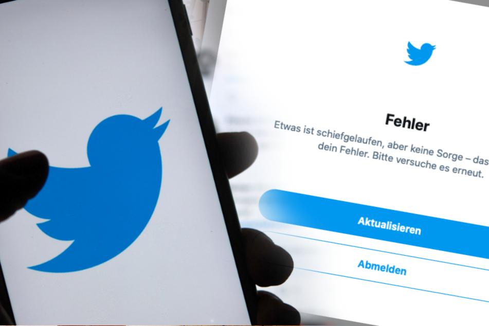 Twitter down: User melden Probleme mit der Plattform
