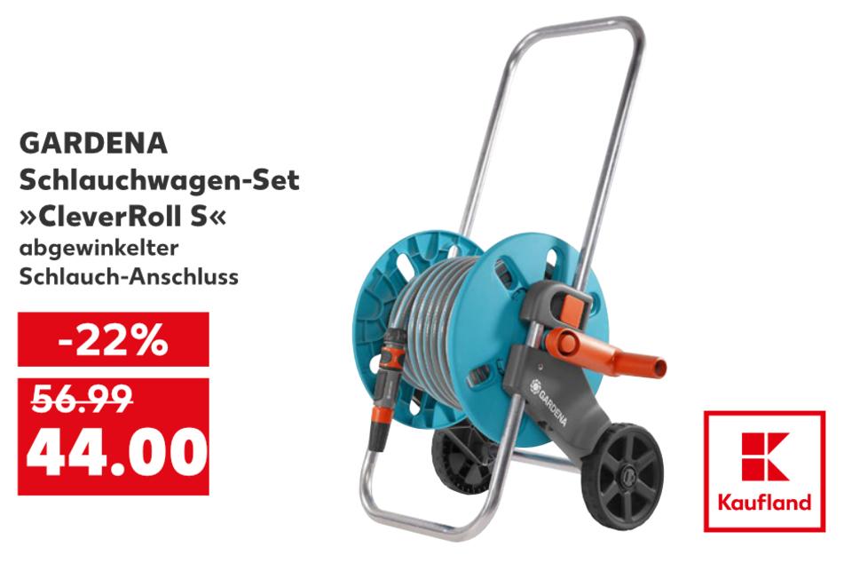 Schlauchwagen-Set für 44 Euro