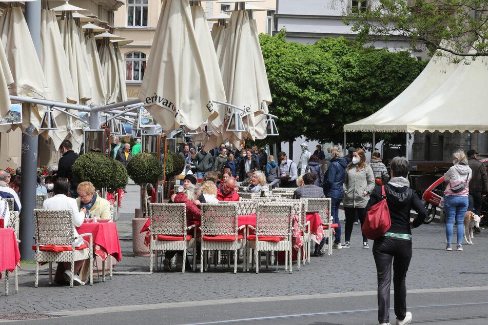 Die Sieben-Tage-Inzeidenz in Thüringen liegt mittlerweile bei 163,5.