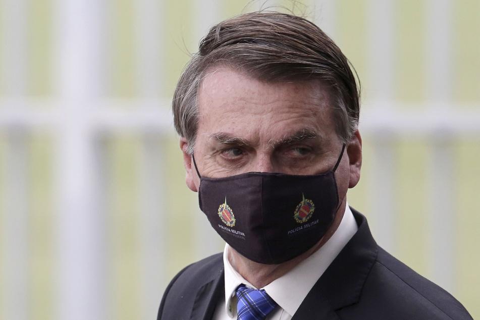 Brasiliens Präsident Bolsonaro: Erneut positiv auf Coronavirus getestet