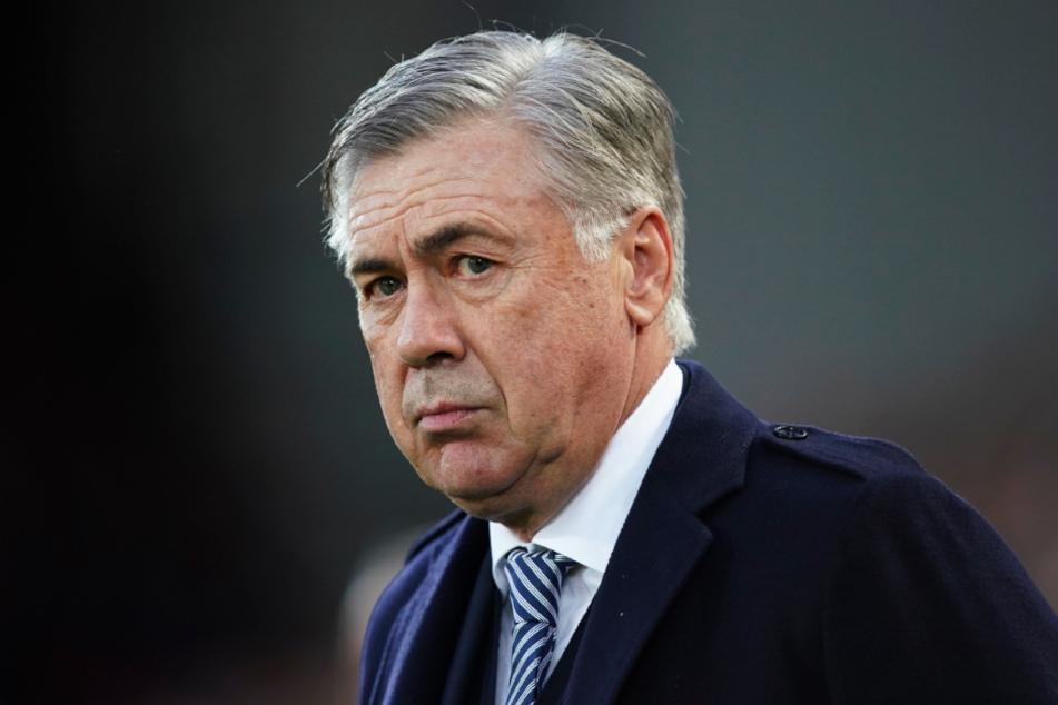 Everton-Coach Carlo Ancelotti betonte erst vor kurzem, wie wichtig es sei, dem Rat der Regierung zu folgen. Moise Kean hat da offenbar nicht richtig zugehört.