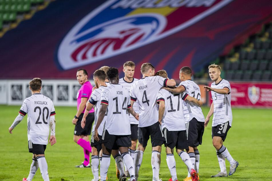 Bei der deutschen U21-Nationalmannschaft gibt es keine neuen Corona-Fälle.