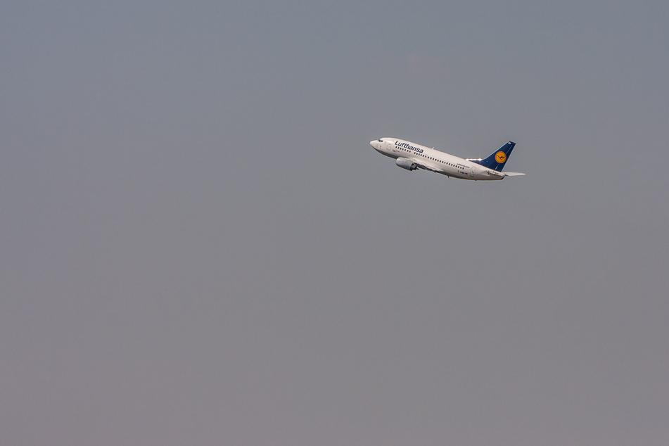 Weniger Passagiere, aber mehr Fracht: Trotzdem, hat die Corona-Kreise die sächsischen Flughäfen empfindlich getroffen.