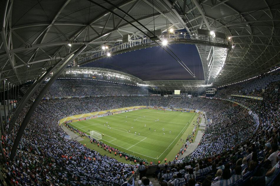 Hier könnt Ihr eine Führung durch das RB Leipzig Stadion gewinnen!