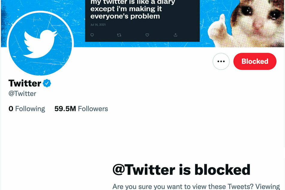 """Twitter is testing a """"soft block"""" feature to manage account followers"""