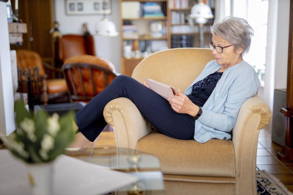 Laut einer Studie leben in Chemnitz viele Senioren aktuell nicht bedarfsgerecht (Symbolbild).