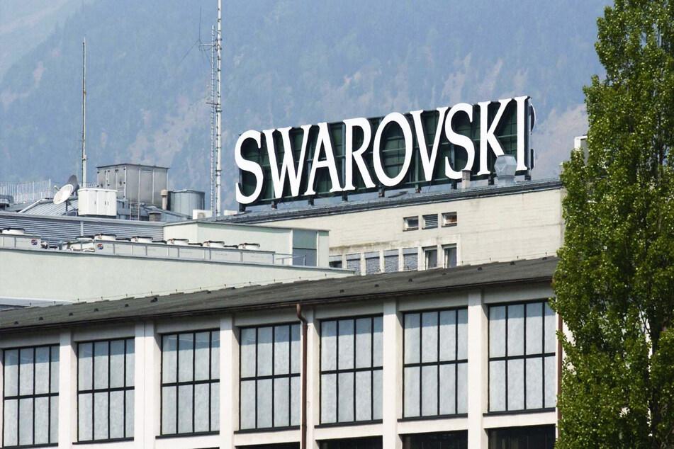 Swarovski hat 1200 Angestellte entlassen.