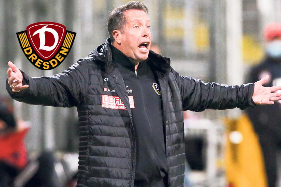 Dynamo-Pleite gegen Bayern II: Für Kauczinski lag's an der Einstellung