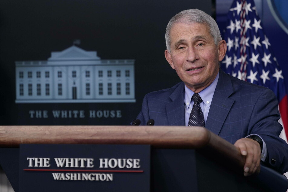Dr. Anthony Fauci is the director of the National Institute of Allergy and Infectious Diseases and one of Joe Biden's top medical advisors.
