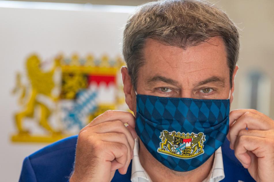 Markus Söder auf Kanzler-Höhenflug: Aiwanger von Wählern abgewatscht