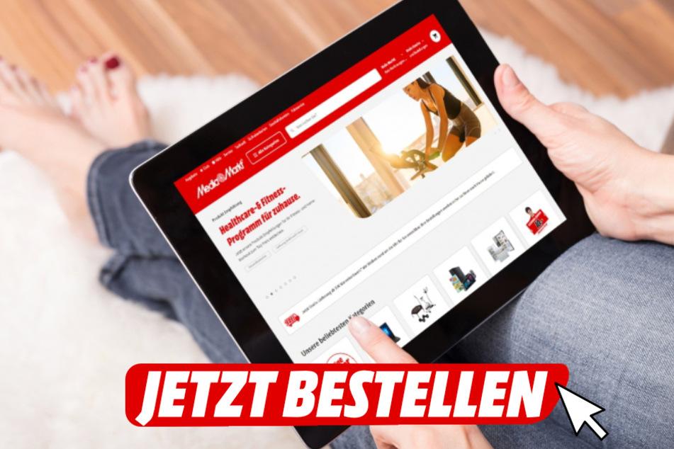 Auf MediaMarkt.de habt Ihr die Wahl aus 45.000 Artikeln.