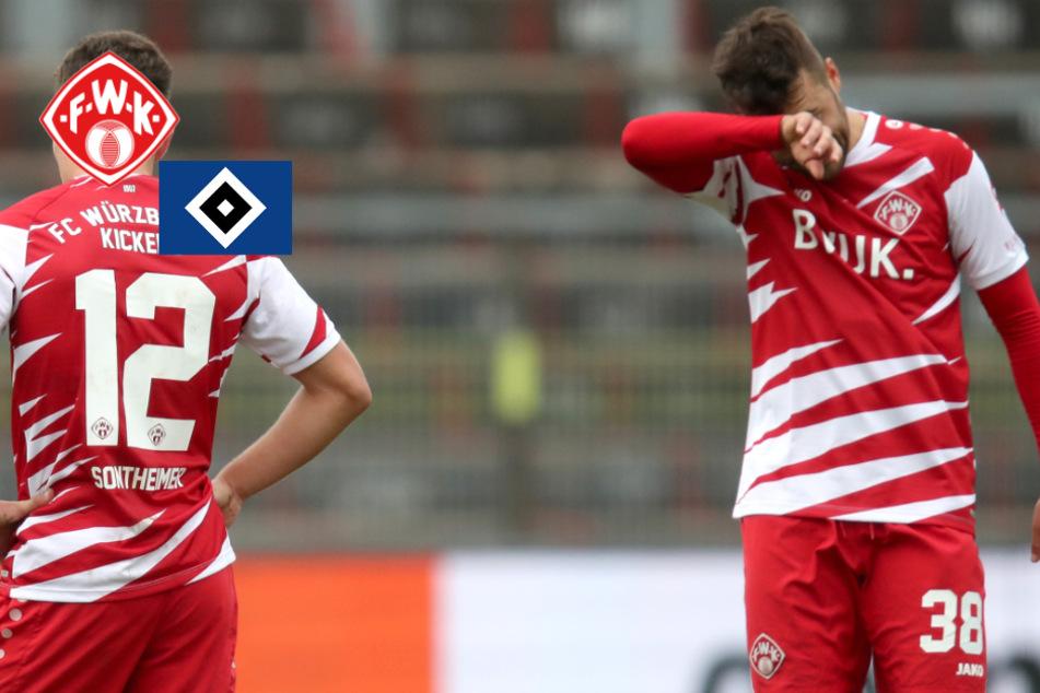 Corona-Fehltests vor HSV-Spiel: Würzburger Kickers klagen nicht!