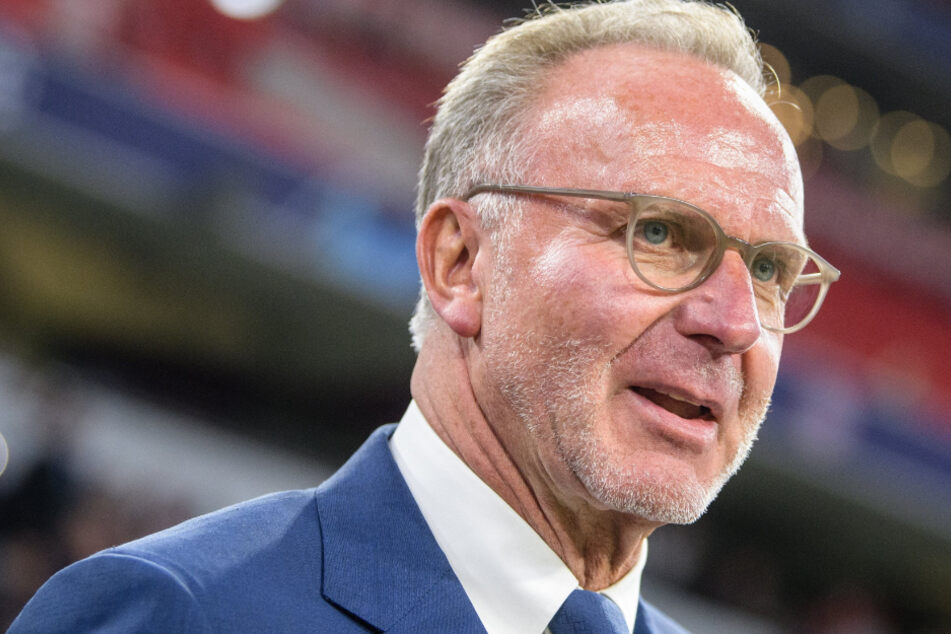 Karl-Heinz Rummenigge (65), Vorstandsvorsitzender der FC Bayern München AG.