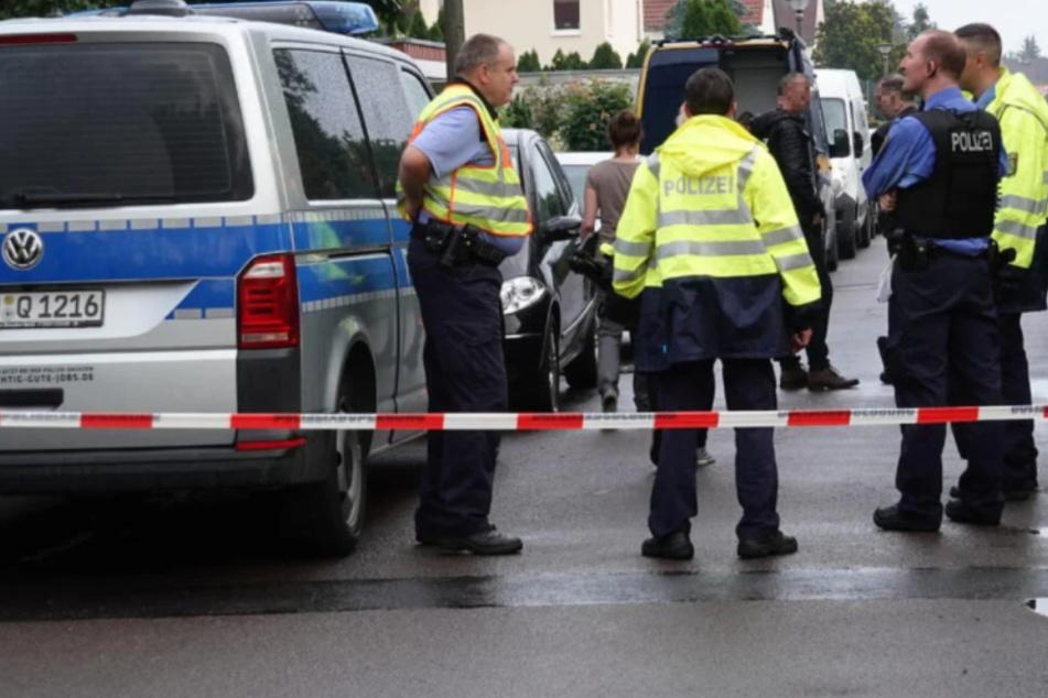Bei SEK-Einsatz im Leipziger Norden: Mehrere Schusswaffen und Munition gefunden