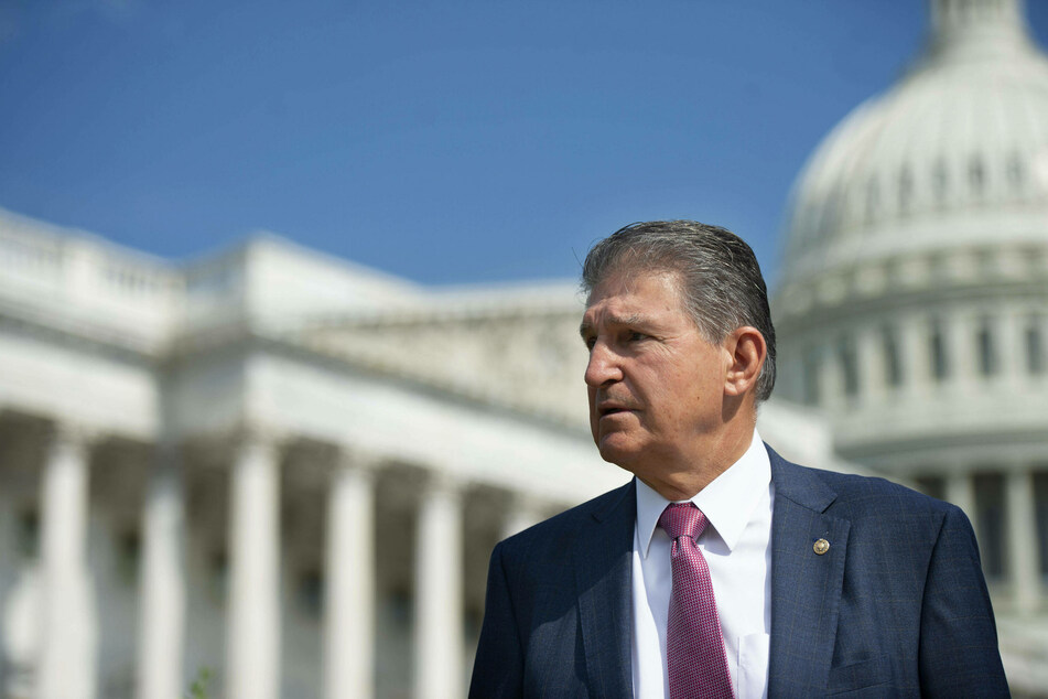West Virginia Senator Joe Manchin has once again expressed his opposition to the $3.5-trillion Democratic budget.