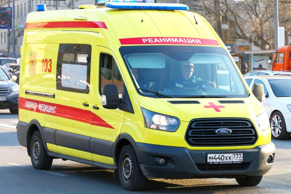 Nach einem Spiel in Russland ist es unweit von Moskau zu einer Massenschlägerei gekommen. Mehrere Menschen sind verletzt worden. (Symbolbild)