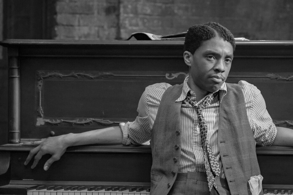 Chadwick Boseman wins more posthumous plaudits at SAG Awards