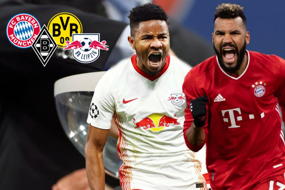 Champions League: Losglück für die Bayern, RB Leipzig gegen Klopps Liverpool!