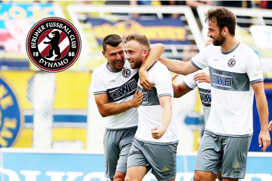 BFC Dynamo mit starkem Saisonstart: DDR-Rekordmeister grüßt von ganz oben!