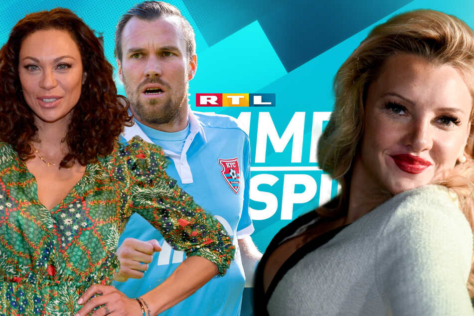 """RTL veranstaltet """"Sommerspiele"""": Diese Promis sind dabei"""