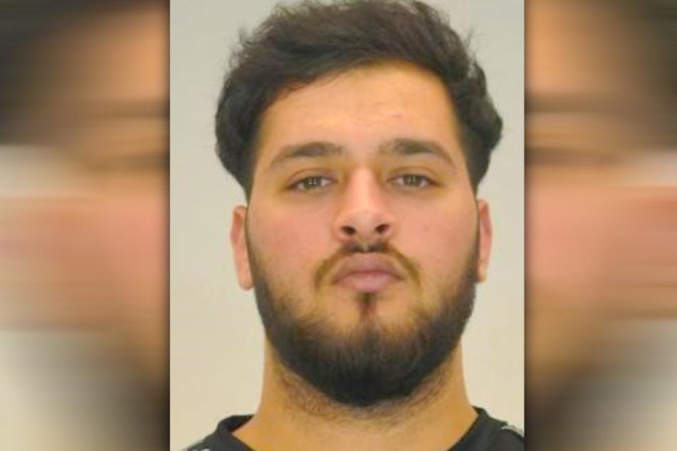 Mohamed Remmo (21) wurde festgenommen.