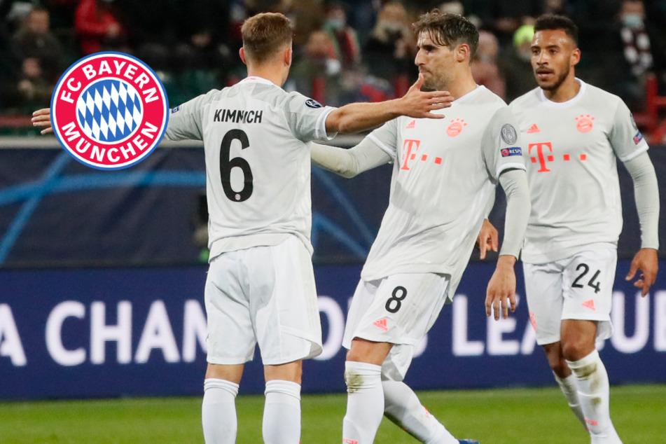 """Kraftzentrum des FC Bayern: """"Idiot"""" Joshua Kimmich löst Bringschuld gegen Moskau ein"""