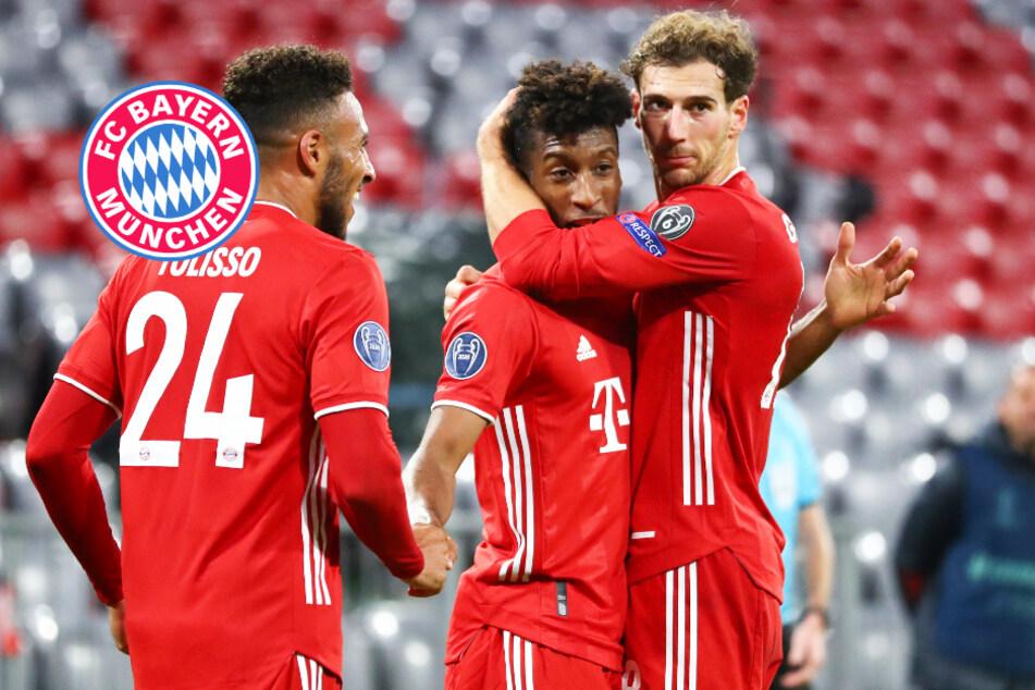 So starten echte Champions! FC Bayern lässt Atlético Madrid keinerlei Chance