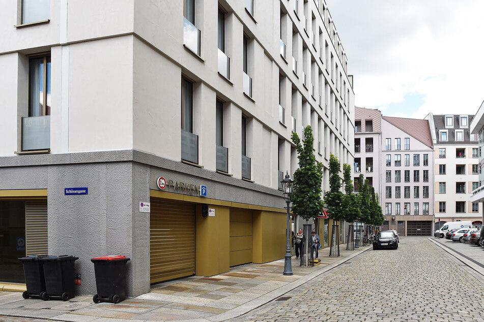 Kaum sind wieder Touristen da: Raub-Attacke auf Hamburger in Dresden!